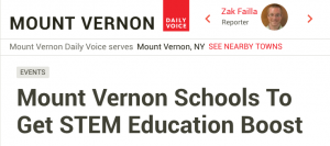 Mt. Vernon Daily NSSA Article